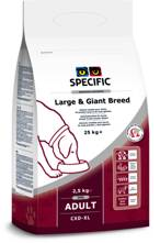1342604296SPECIFIC CXD XL Adult Large  Giant Bread